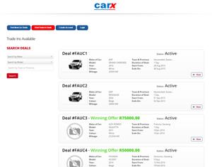 CarX.co.za